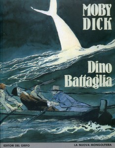Dino Battaglia, Moby Dick